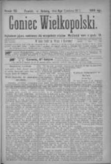 Goniec Wielkopolski: najtańsze pismo codzienne dla wszystkich stanów 1877.06.09 Nr83