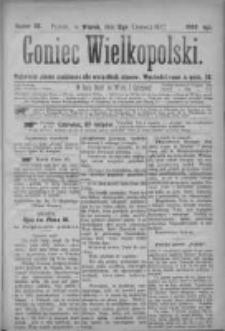 Goniec Wielkopolski: najtańsze pismo codzienne dla wszystkich stanów 1877.06.12 Nr85