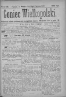 Goniec Wielkopolski: najtańsze pismo codzienne dla wszystkich stanów 1877.06.15 Nr88