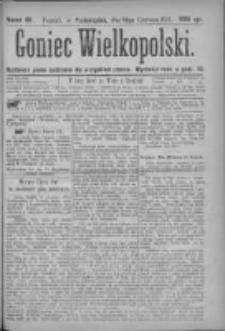Goniec Wielkopolski: najtańsze pismo codzienne dla wszystkich stanów 1877.06.18 Nr90