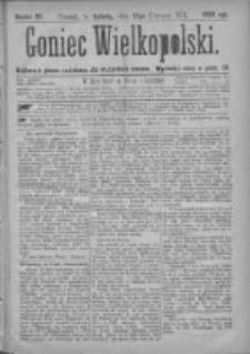 Goniec Wielkopolski: najtańsze pismo codzienne dla wszystkich stanów 1877.06.23 Nr95