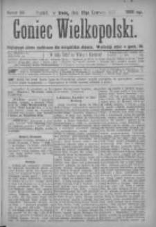 Goniec Wielkopolski: najtańsze pismo codzienne dla wszystkich stanów 1877.06.27 Nr98