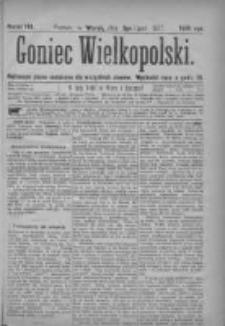 Goniec Wielkopolski: najtańsze pismo codzienne dla wszystkich stanów 1877.07.03 Nr102