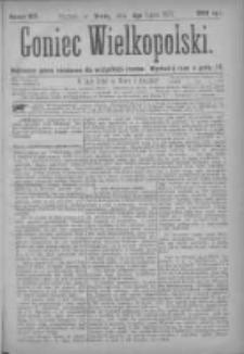 Goniec Wielkopolski: najtańsze pismo codzienne dla wszystkich stanów 1877.07.04 Nr103
