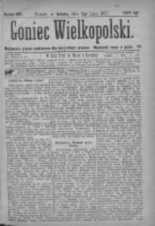 Goniec Wielkopolski: najtańsze pismo codzienne dla wszystkich stanów 1877.07.07 Nr106