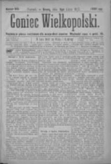Goniec Wielkopolski: najtańsze pismo codzienne dla wszystkich stanów 1877.07.11 Nr109