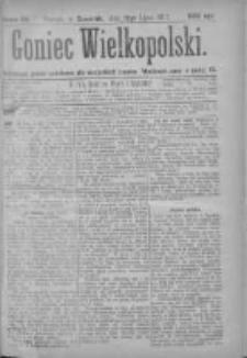 Goniec Wielkopolski: najtańsze pismo codzienne dla wszystkich stanów 1877.07.19 Nr116