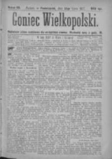 Goniec Wielkopolski: najtańsze pismo codzienne dla wszystkich stanów 1877.07.23 Nr119