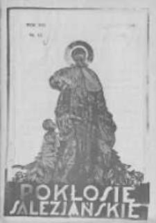 Pokłosie Salezjańskie. 1932 R.16 nr10