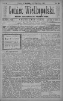 Goniec Wielkopolski: najtańsze pismo codzienne dla wszystkich stanów 1880.05.02 R.4 Nr101