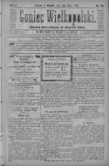Goniec Wielkopolski: najtańsze pismo codzienne dla wszystkich stanów 1880.05.04 R.4 Nr102