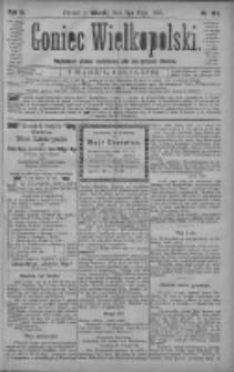Goniec Wielkopolski: najtańsze pismo codzienne dla wszystkich stanów 1880.05.11 R.4 Nr106