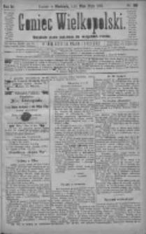 Goniec Wielkopolski: najtańsze pismo codzienne dla wszystkich stanów 1880.05.16 R.4 Nr111