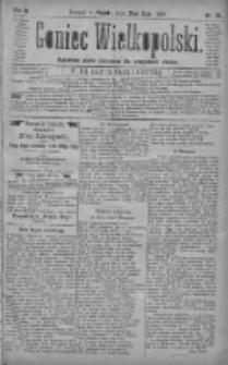 Goniec Wielkopolski: najtańsze pismo codzienne dla wszystkich stanów 1880.05.21 R.4 Nr114