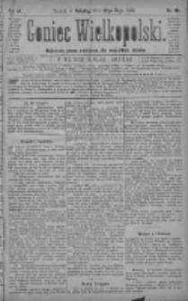 Goniec Wielkopolski: najtańsze pismo codzienne dla wszystkich stanów 1880.05.22 R.4 Nr115