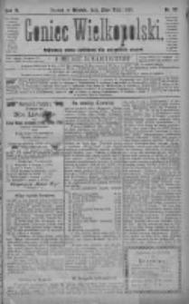 Goniec Wielkopolski: najtańsze pismo codzienne dla wszystkich stanów 1880.05.25 R.4 Nr117