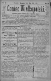 Goniec Wielkopolski: najtańsze pismo codzienne dla wszystkich stanów 1880.05.27 R.4 Nr119