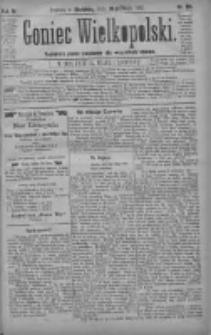Goniec Wielkopolski: najtańsze pismo codzienne dla wszystkich stanów 1880.05.30 R.4 Nr121