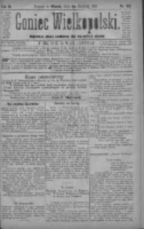 Goniec Wielkopolski: najtańsze pismo codzienne dla wszystkich stanów 1880.06.01 R.4 Nr122