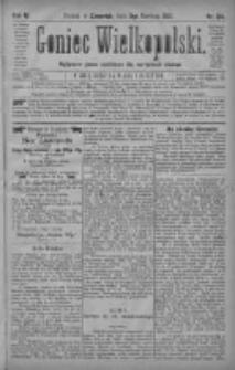 Goniec Wielkopolski: najtańsze pismo codzienne dla wszystkich stanów 1880.06.03 R.4 Nr124