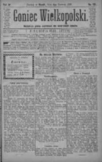 Goniec Wielkopolski: najtańsze pismo codzienne dla wszystkich stanów 1880.06.04 R.4 Nr125