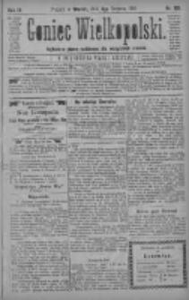 Goniec Wielkopolski: najtańsze pismo codzienne dla wszystkich stanów 1880.06.08 R.4 Nr128
