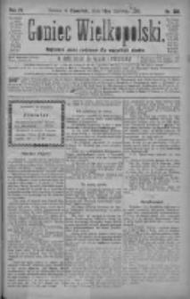 Goniec Wielkopolski: najtańsze pismo codzienne dla wszystkich stanów 1880.06.10 R.4 Nr130