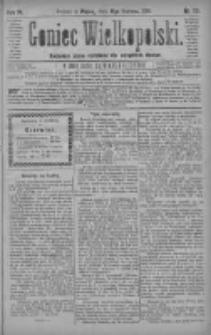 Goniec Wielkopolski: najtańsze pismo codzienne dla wszystkich stanów 1880.06.11 R.4 Nr131