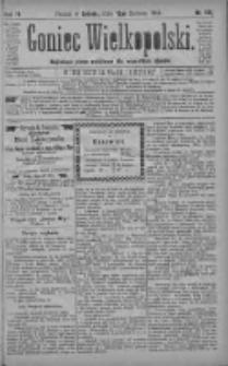 Goniec Wielkopolski: najtańsze pismo codzienne dla wszystkich stanów 1880.06.12 R.4 Nr132