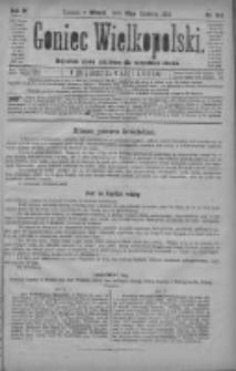 Goniec Wielkopolski: najtańsze pismo codzienne dla wszystkich stanów 1880.06.22 R.4 Nr140