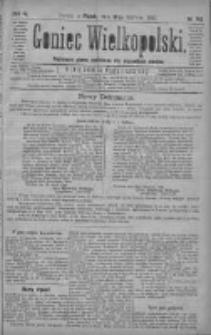 Goniec Wielkopolski: najtańsze pismo codzienne dla wszystkich stanów 1880.06.25 R.4 Nr143