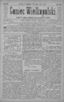 Goniec Wielkopolski: najtańsze pismo codzienne dla wszystkich stanów 1880.07.03 R.4 Nr149
