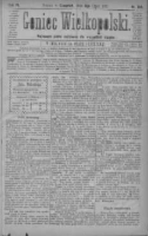 Goniec Wielkopolski: najtańsze pismo codzienne dla wszystkich stanów 1880.07.08 R.4 Nr153
