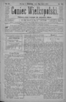 Goniec Wielkopolski: najtańsze pismo codzienne dla wszystkich stanów 1880.07.11 R.4 Nr156