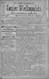 Goniec Wielkopolski: najtańsze pismo codzienne dla wszystkich stanów 1880.07.20 R.4 Nr163