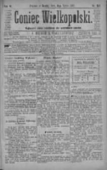 Goniec Wielkopolski: najtańsze pismo codzienne dla wszystkich stanów 1880.07.21 R.4 Nr164