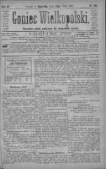 Goniec Wielkopolski: najtańsze pismo codzienne dla wszystkich stanów 1880.07.24 R.4 Nr168