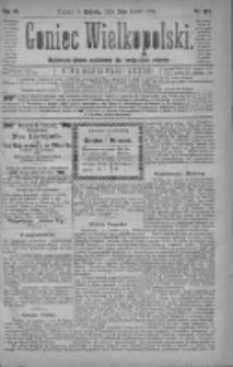 Goniec Wielkopolski: najtańsze pismo codzienne dla wszystkich stanów 1880.07.31 R.4 Nr173