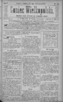 Goniec Wielkopolski: najtańsze pismo codzienne dla wszystkich stanów 1881.10.01 R.5 Nr224