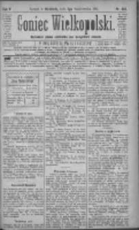 Goniec Wielkopolski: najtańsze pismo codzienne dla wszystkich stanów 1881.10.02 R.5 Nr225