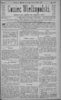 Goniec Wielkopolski: najtańsze pismo codzienne dla wszystkich stanów 1881.10.04 R.5 Nr226