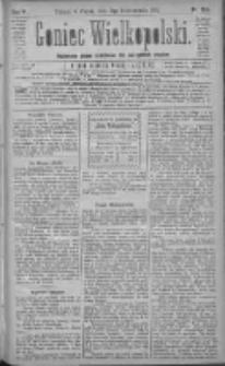 Goniec Wielkopolski: najtańsze pismo codzienne dla wszystkich stanów 1881.10.07 R.5 Nr229