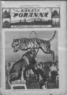 Gazeta Poranna:ilustrowana kronika tygodniowa 1926.05.17 Nr62