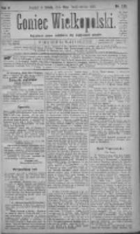 Goniec Wielkopolski: najtańsze pismo codzienne dla wszystkich stanów 1881.10.19 R.5 Nr239