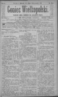 Goniec Wielkopolski: najtańsze pismo codzienne dla wszystkich stanów 1881.10.25 R.5 Nr244