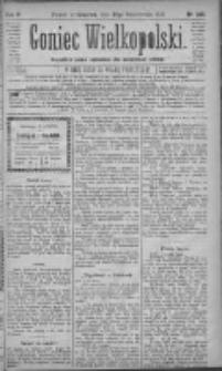 Goniec Wielkopolski: najtańsze pismo codzienne dla wszystkich stanów 1881.10.27 R.5 Nr246
