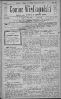 Goniec Wielkopolski: najtańsze pismo codzienne dla wszystkich stanów 1881.10.28 R.5 Nr247