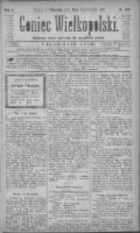 Goniec Wielkopolski: najtańsze pismo codzienne dla wszystkich stanów 1881.10.30 R.5 Nr249