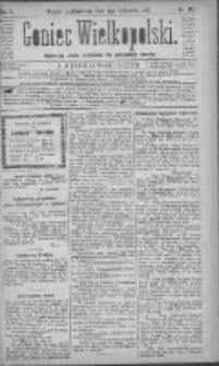 Goniec Wielkopolski: najtańsze pismo codzienne dla wszystkich stanów 1881.11.03 R.5 Nr251