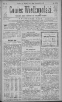 Goniec Wielkopolski: najtańsze pismo codzienne dla wszystkich stanów 1881.11.04 R.5 Nr252